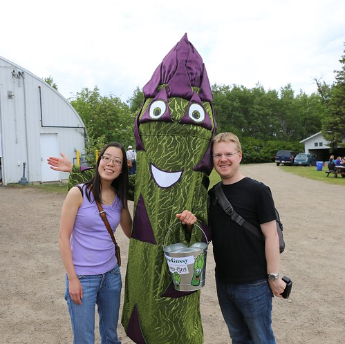 Edgar Farms' Asparagus Festival