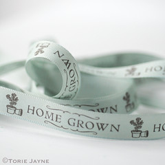 Home Grown ribbon