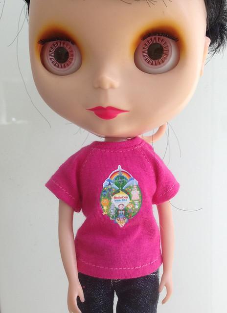 Blythe-sized BCon Shirts