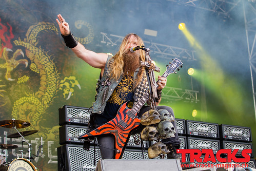 Black Label Society @ Rock the Ring - Switzerland