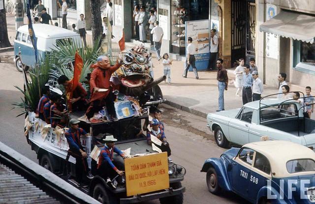 Vietnam Elections 1966 - Bầu cử QH Lập Hiến ngày 11-9-1966
