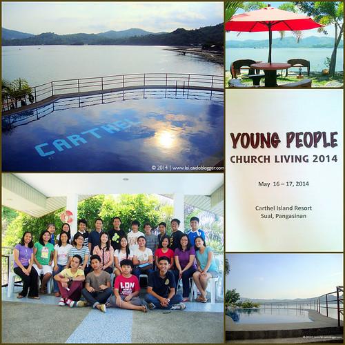 2014 yp church living