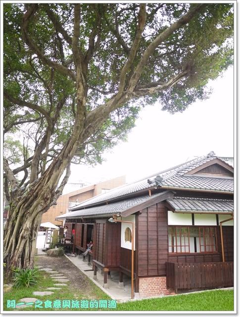 台北古亭站景點古蹟紀州庵文學森林image011