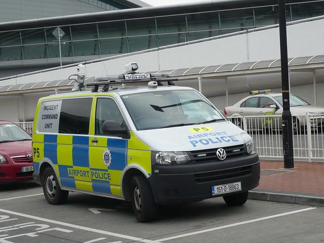 Dublin Airport Police, Panasonic DMC-FX12