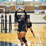 LRHS Var Volleyball vs ACF 9-21-2016