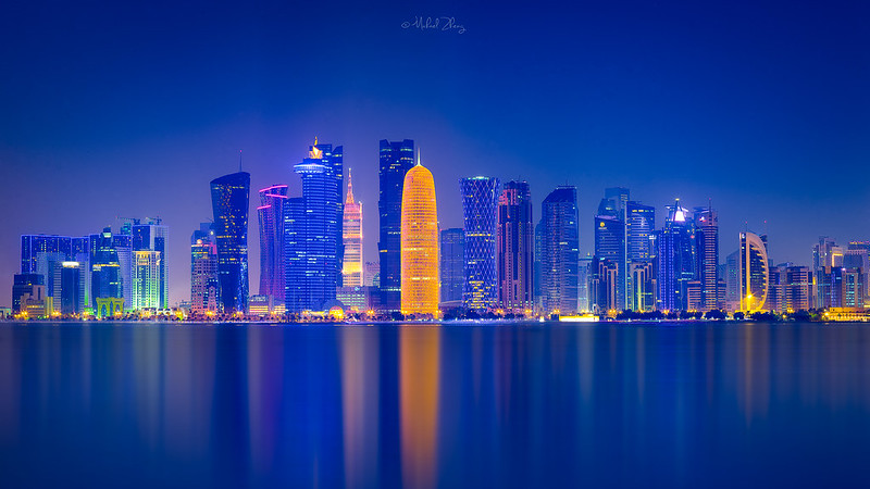 Urban Illusion - Doha, Qatar