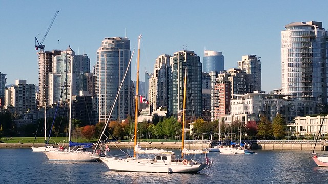 Vancouver BC False Creek