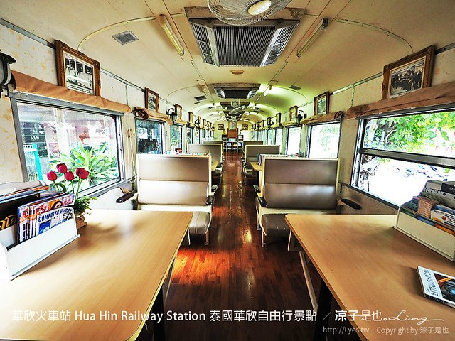 華欣火車站 Hua Hin Railway Station 泰國華欣自由行景點 17