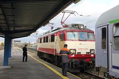 PKP IC EP07-1020 , Kielce train station 26.10.2016