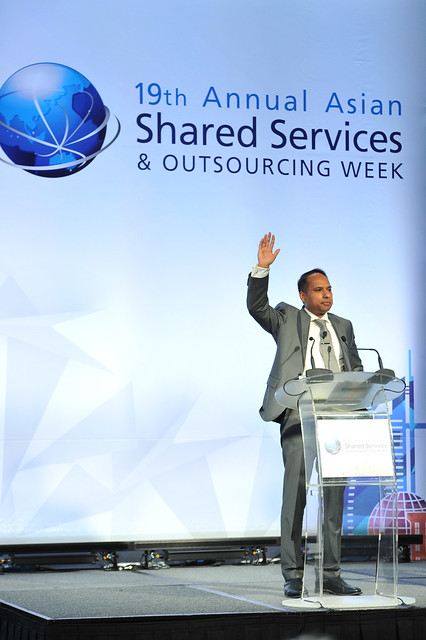 Shared Services & Outsourcing Week Asia 2016