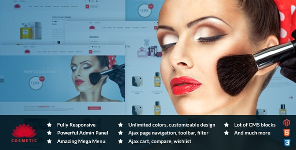 MT Cosmetic v1.1.0 - elegant responsive magento theme