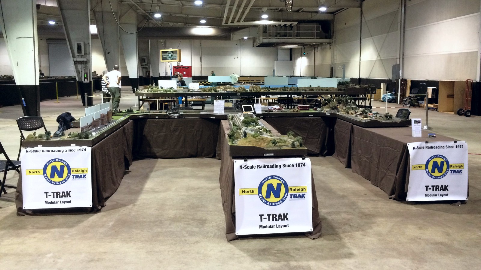 Neuse River Valley 2016 Show Report Nrmrc Model Railroad Dcc Wiring How To Build A Train Layouts G Z S T Trak Layout Nrv