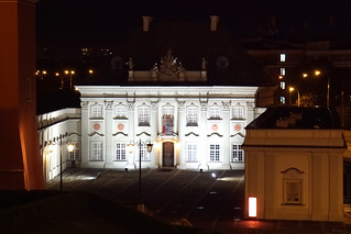 Image of Royal Castle. poland warsaw sony a6300 ilce6300 18200mm 1650mm mirrorless free freepicture archer10 dennis jarvis dennisgjarvis dennisjarvis iamcanadian novascotia canada copperroofpalace night oldtown globus