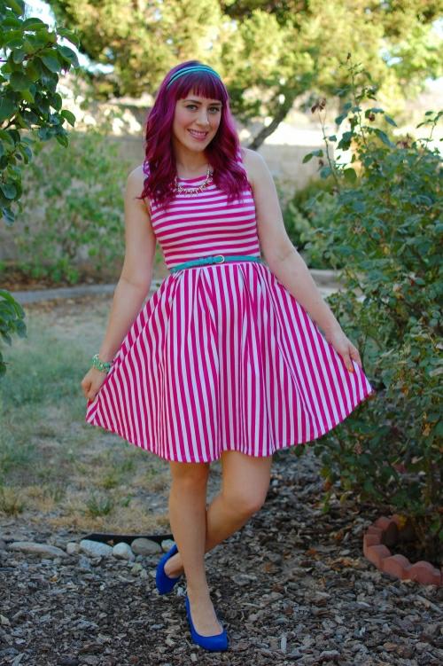 pink stripe5