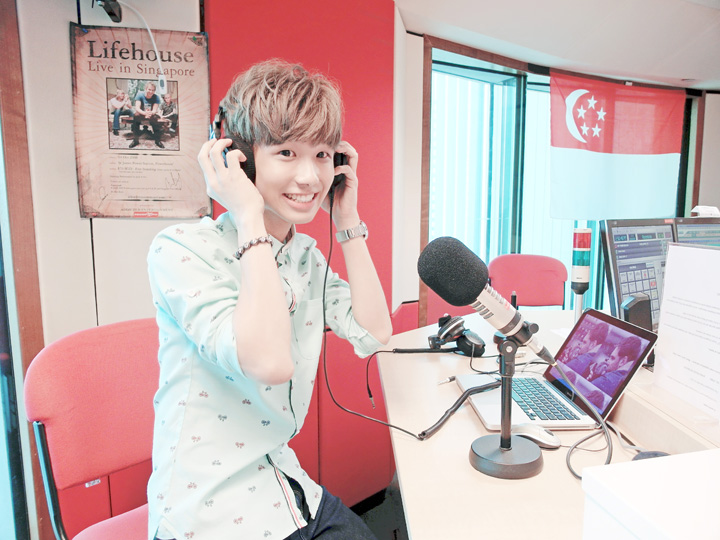 typicalben at radio station 2