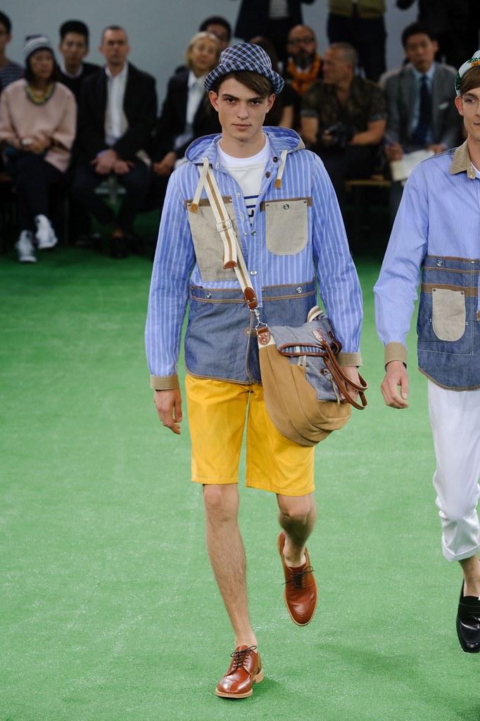 SS14 Paris Junya Watanabe036_Guerrino Santulliana(fashionising.com)