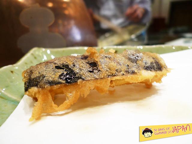 Tempura Hisago - eggplant tempura