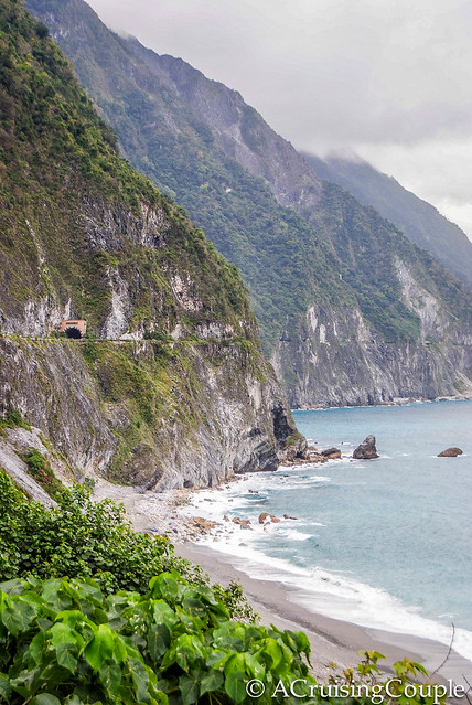Taiwan East Coast Cliffs