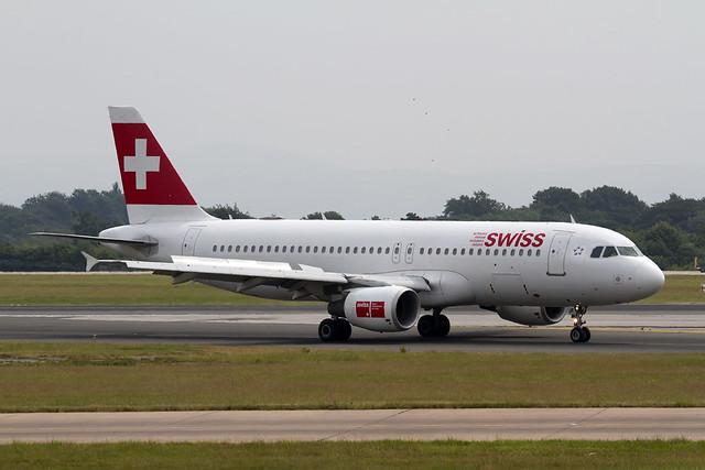 Swiss International Airlines  A320