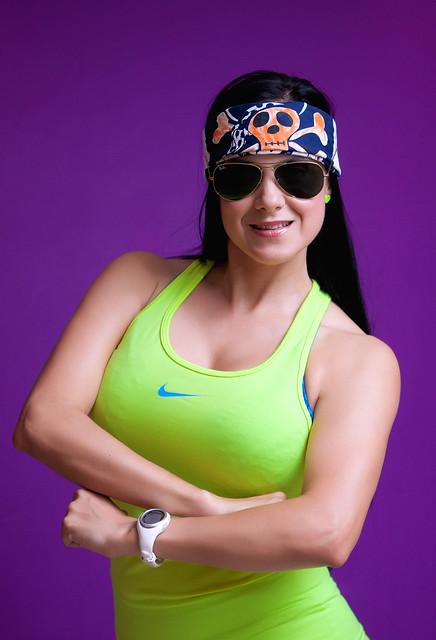 Natalie Fraioli Sport Model
