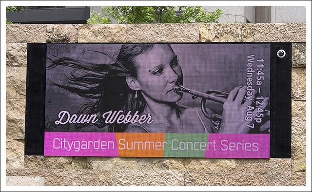 Citygarden Concert 2013-08-07 4