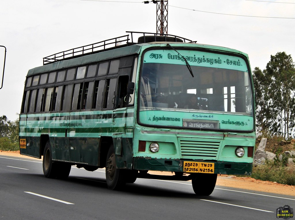 Tamil Nadu Buses - Photos & Discussion - Page 1177