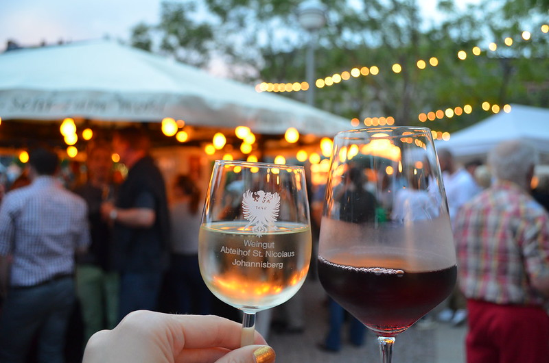 Wiesbaden Wine Fest 2013 Cheers