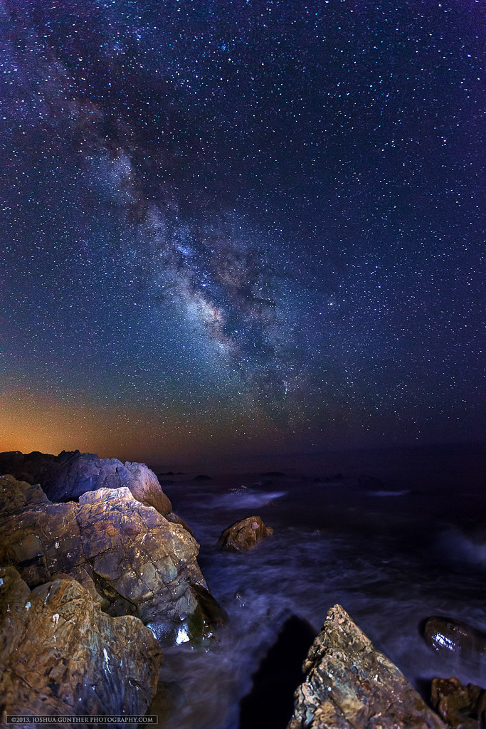Finding the Milky Way