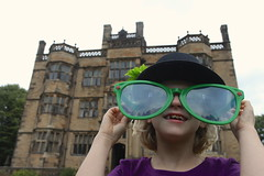Gawthorpe Hall craft session - August 2013