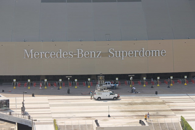 mercedes benz superdome new orleans la flickr photo sharing. Cars Review. Best American Auto & Cars Review