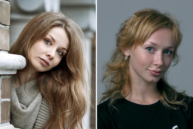 Evgenia Obraztsova and Iana Salenko © The Bolshoi Ballet/Sabrina Theissen