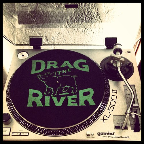@jonsnodgrass @chadprice_ @chapeltavern #yalljustmademyday #freeshow Saturday, October 19th #dragtheriver #piggyslipmat #livemusic #betherefools by Big Gay Dragon