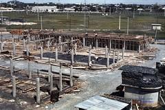 sport venue(0.0), industry(0.0), dock(0.0), stadium(0.0), arena(0.0), factory(0.0), reinforced concrete(1.0), foundation(1.0), construction(1.0),
