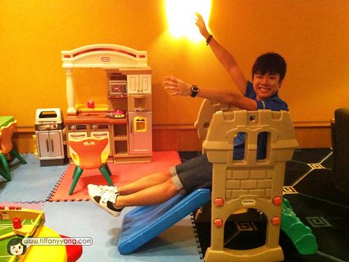 Empire Hotel Kids Corner