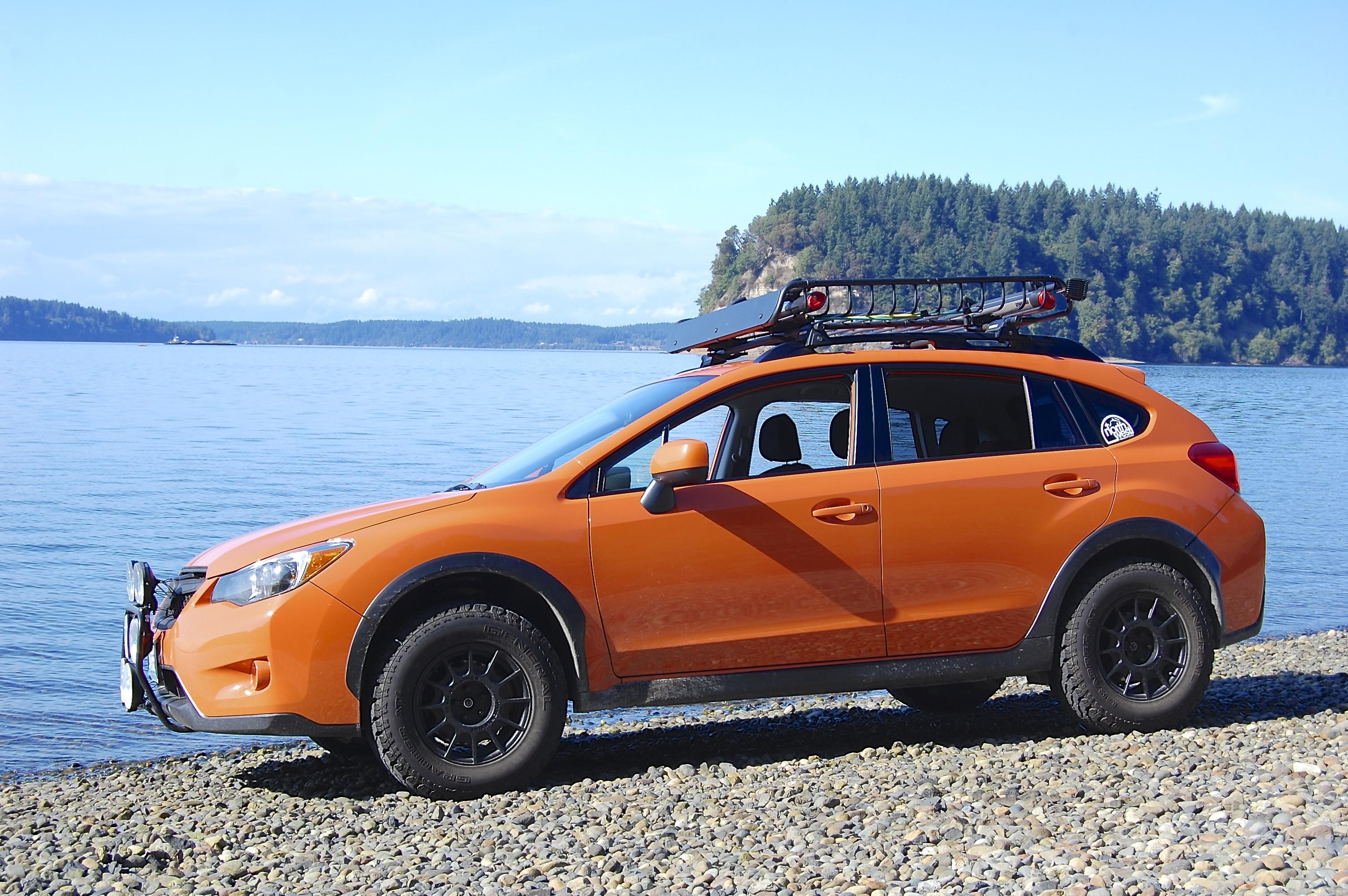 Subaru Crosstrek Roof Cargo >> Roof Cargo basket thread! - Page 3