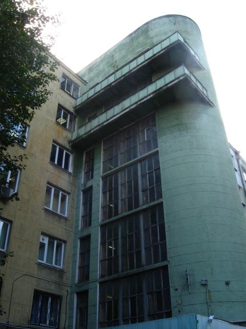 Общежитие коммунистического университета национальных меньшинств 01