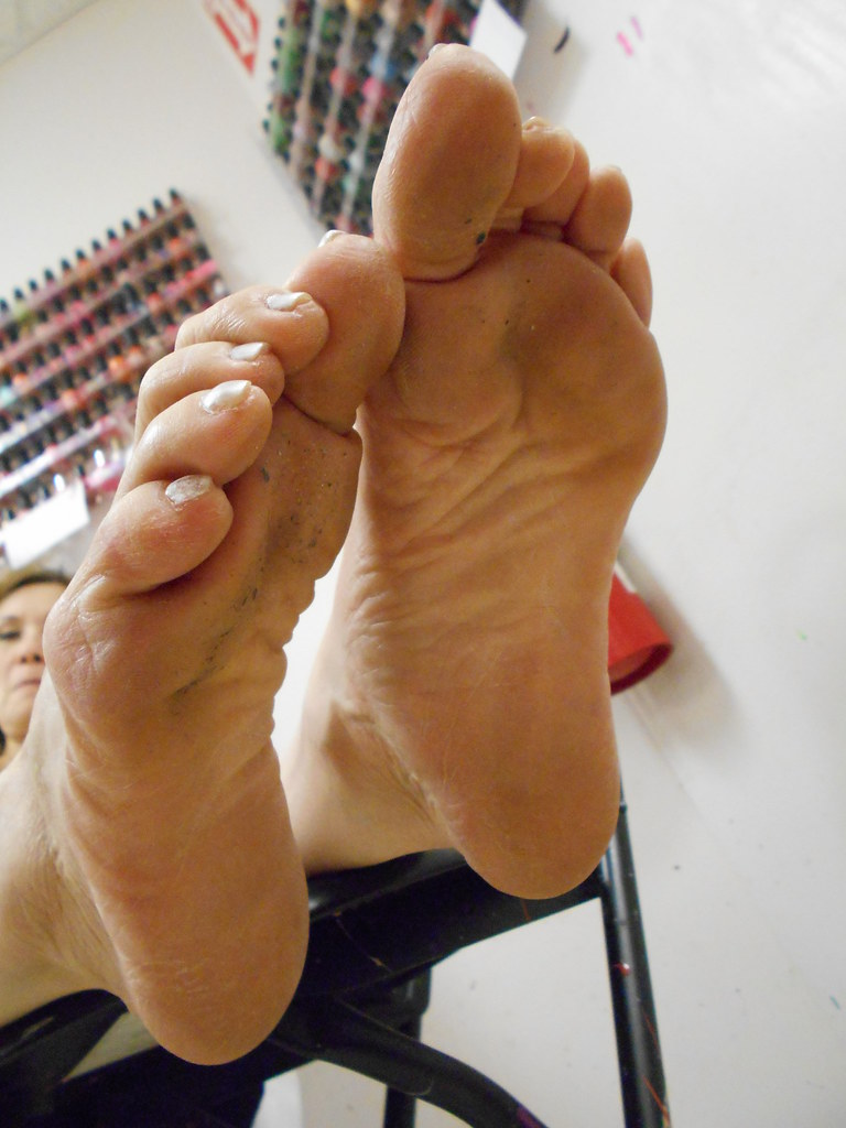 Final, sorry, Asian mature feet was
