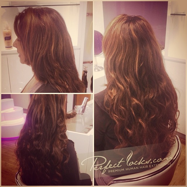 Perfect Locks Hair Extensions 121