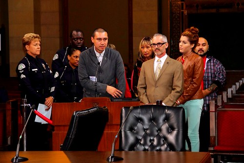 LA City Council Unanimously Approves Reward Motion in Hit and Run Death of Transgender Woman