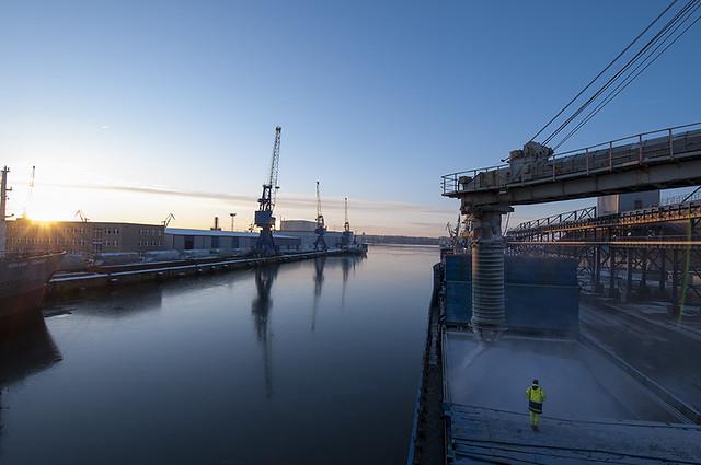 Port of Wismar
