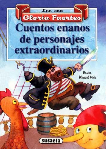 Cubierta de Cuentos enanos para personajes extraordinarios