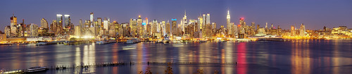 life new york city newyorkcity light urban panorama classic skyline architecture modern night buildings landscape high energy cityscape skyscrapers manhattan quality pano panoramic best midtown esb electricity resolution hd hq iconic highrises weehawken midtownmanhattansklyine