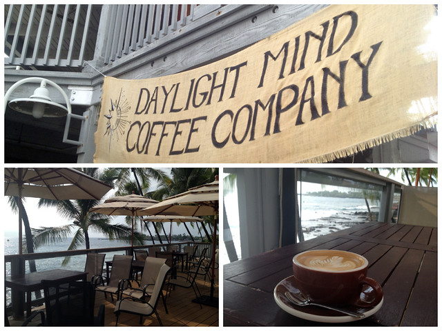 Kona Hawaii Daylight Mind coffee company