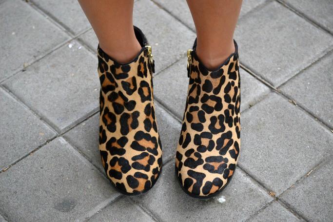 leopard booties topshop 6