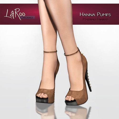 (LaRoo) Hanna Pumps