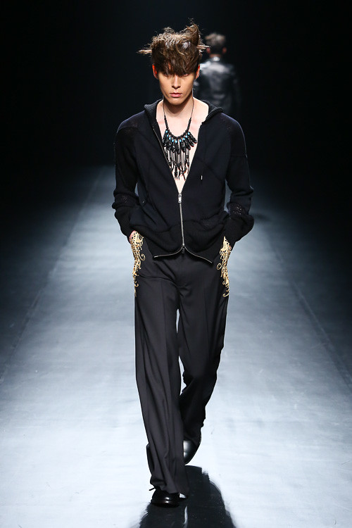 SS14 tokyo CHRISTIAN DADA033_Simon Nygard(Fashion Press)