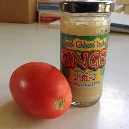 ginger tomato