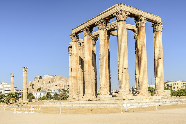 Temple of Olympian Zeus, Athens, Greece  Flickr - Photo ...