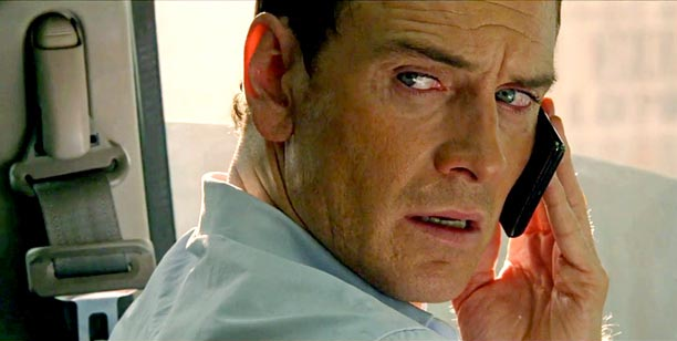 <i>The Counselor</i> ((Michael Fassbender) doesn't know what's going on any better than we do.