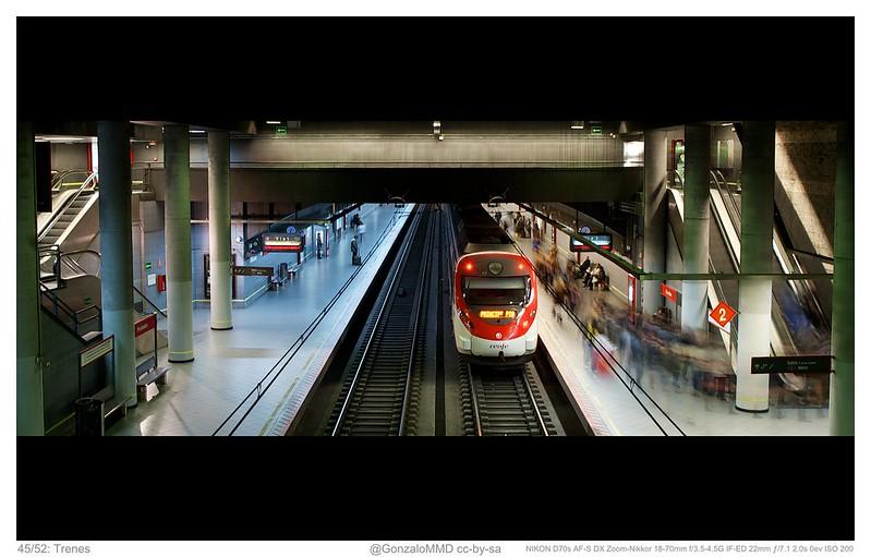 45/52: Trenes